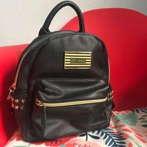 Cute Betsey Johnson Backpack Purse